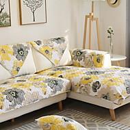 Χαμηλού Κόστους -Καναπές μαξιλάρι Φλοράλ Δραστική Εκτύπωση Βαμβάκι / Πολυεστέρας slipcovers