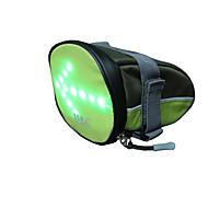 저렴한 -LED 조명 / Waterproof / 자전거 후미등 LED LED 싸이클링 리모콘 / 창조적 / 조절가능 충전식 리튬 이온 배터리 100lm 루멘 충전가능 / 붙박이 Li 건전지는 강화했다 / USB 전원 그린 캠핑 / 등산 / 동굴탐험 /