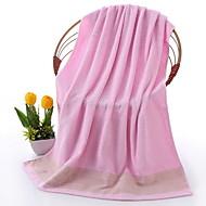 tanie Ręcznik kąpielowy-Najwyższa jakość Ręcznik kąpielowy, Geometryczny Bawełniano-poliestrowy 1 pcs