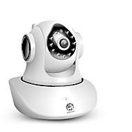 billige Innendørs IP Nettverkskameraer-jooan® trådløst ip-kamera toveis lydpanel / tilt / sky lagring hjemme sikkerhet nettverk overvåking video baby monitor