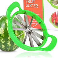 baratos Utensílios de Fruta e Vegetais-Utensílios de cozinha Inoxidável Início ferramenta da cozinha / Criativo Cortador e Fatiador Fruta 1pç