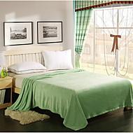 cheap Blankets & Throws-Super Soft, Printed & Jacquard Plaid Acrylic Fibers Polyester / Polyamide Blankets