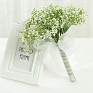 billige Kunstig Blomst-Kunstige blomster 1 Brudebuketter Planter Bordblomst