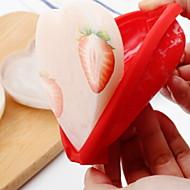 billige Bakeredskap-Bakeware verktøy silica Gel Kreativ Kjøkken Gadget For Småkake / Sjokolade / Is Stamper & Scraper 1pc