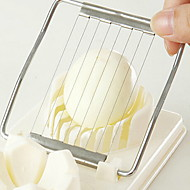 billige Eggeverktøy-kjøkken Verktøy Aluminiumslegering Kreativ Kjøkken Gadget Spesialitetsverktøy for Egg 1pc