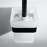 Χαμηλού Κόστους Θήκη Βούρτσας Τουαλέτας-Βάση πιγκάλ Υψηλή ποιότητα Μοντέρνα Ανοξείδωτο Ατσάλι 1pc - Μπάνιο Επιτοίχιες