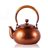 billige Kaffe og te-Metall Varmebestandig 1pc Tekanne