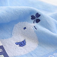 baratos Toalha de Mão-Qualidade superior Toalha de Mão, Poá 100% algodão 1 pcs