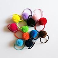 Accessoires pour cheveux Molleton Perruques Accessoires Fille 12pcs pcs 1.5m cm Soirée / Quotidien Elégant Mignon