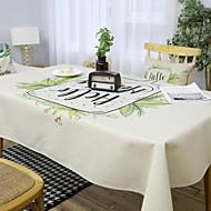 abordables Linge de table-Moderne / Décontracté Coton Carré Nappes de table Géométrique Décorations de table 1 pcs