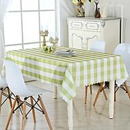 billige Duker-Moderne PVC Kvadrat Duge Geometrisk Borddekorasjoner 1 pcs