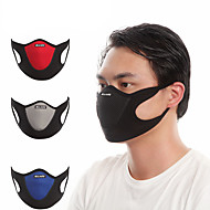 cheap Balaclavas & Face Masks-Pollution Protection Mask Summer Dust Proof / Breathable Bike / Cycling / Trail Unisex Velvet / Lycra Patchwork