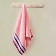 billiga Handdukar och badrockar-Överlägsen kvalitet Tvätt handduk, Randig Polyester / Bomull Blandning / 100% bomull 1 pcs