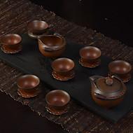 Χαμηλού Κόστους Καφές και Τσάι-9pcs Πορσελάνη Σετ Τσαγιέρα Heatproof ,  12*9;10*6;9*5;6*3cm