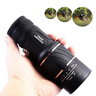 cheap Camping & Hiking-16 X 52 mm Monocular Night Vision Black Camping / Hiking / Hunting / Trail