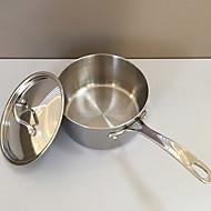 Χαμηλού Κόστους Σκεύη Μαγειρικής-Μαγειρικά σκεύη Ανοξείδωτο ατσάλι Κυκλικό Εργαλεία Μαγειρικής 1 pcs