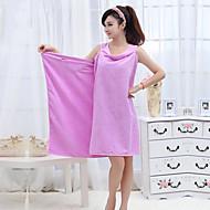 billiga Handdukar och badrockar-Överlägsen kvalitet Badhandduk, Enfärgad Polyester / Bomull Blandning Badrum 1 pcs