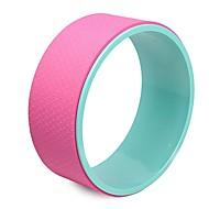 baratos Equipamentos & Acessórios Fitness-Roda de Ioga Com Forma Assenta, Anti-Derrapagem, Clássico Plástico ABS, TPE Para Ioga / Exercício e Atividade Física / Interior