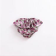 billige Undertøj og sokker til babyer-Baby Pige Gade Blomstret Undertøj og strømper