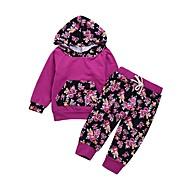 Dijete Djevojčice Print Dugih rukava Komplet odjeće