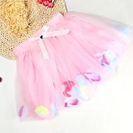 Baby Pige Blomstret / Trykt mønster Nederdel