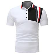 Herre - Farveblok Basale T-shirt