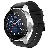 SMA 09A Men Smartwatch Android iOS Bluetooth Heart Rate Monitor Touch Screen Long Standby Hands-Free Calls Distance Tracking Pedometer Call Reminder Activity Tracker Sleep Tracker Alarm Clock