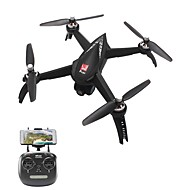 RC Drone MJX B5W RTF 4 Kanaler 6 Akse 2.4G Med HD-kamera 3.0MP 1080P Fjernstyret quadcopter Hovedløs Modus / GPS Positionering / Kamera