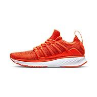 Xiaomi Dames Sneakers Rubber Training&Fitness Wandelen Hardlopen Lichtgewicht Ademend Anti-Shake Tricot Wit Oranje / Opvulling