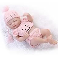 NPKCOLLECTION Reborn-dukker Babypiger 12 inch Fuld krops silicone / Vinyl - livagtige Børne Pige Gave
