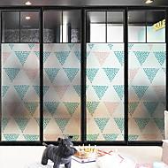 Prozor Film i Naljepnice Ukras Mértani Geometrijski oblici PVC New Design