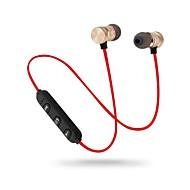 Słuchawka douszna Bezprzewodowy Słuchawki Słuchawka Metalowa obudowa Telefon komórkowy Słuchawka z mikrofonem / Z kontrolą głośności Zestaw słuchawkowy