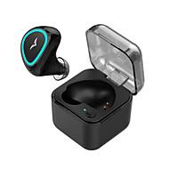 billiga Headsets och hörlurar-Factory OEM TZ9 I öra Bluetooth4.1 Hörlurar Hörlurar ABS + PC Mobiltelefon Hörlur mikrofon / Med laddningsbox headset