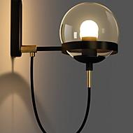 olcso -Menő Modern / kortárs Fali lámpák Nappali szoba Fém falikar 220-240 V 40 W