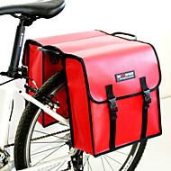 billige Bagagebærertasker-15 L Bagagebærertasker Vandtæt Cykeltaske PVC Cykeltaske Cykeltaske