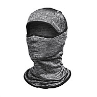 cheap Balaclavas & Face Masks-ROCKBROS Balaclava Summer Moisture Wicking / Ultraviolet Resistant / Breathable Camping / Hiking / Cycling / Bike / Running Unisex Rayon
