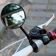 billige Sykkeltilbehør-Compacts Sykling, Speil, Verneutstyr Veisykling / Fritidssykling / Sykling / Sykkel Silikon Gummi Svart - 1 pcs