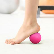 baratos Equipamentos & Acessórios Fitness-Bolas de Massagem Com 2 pcs TPE Fisioterapia, Alívio da dor, Massagem Muscular Profunda Para Ioga / Pilates / Exercício e Atividade Física