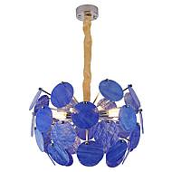billiga Belysning-QIHengZhaoMing 8-Light Hängande lampor Glödande 110-120V / 220-240V, Varmt vit, Glödlampa inkluderad