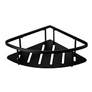 Χαμηλού Κόστους Ράφια Μπάνιου-Σετ αξεσουάρ μπάνιου / Ράφιι μπάνιου Νεό Σχέδιο / Απίθανο / Δημιουργικό Σύγχρονο / Πεπαλαιωμένο Ανοξείδωτο Ατσάλι 1pc - Μπάνιο Επιτοίχιες