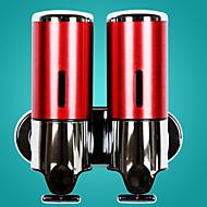 Χαμηλού Κόστους Soap Dispensers-Ντισπένσερ για σαπούνι Smart / Νεό Σχέδιο / Δημιουργικό Σύγχρονο Ανοξείδωτο Ατσάλι 1pc - Μπάνιο Επιτοίχιες