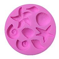 1pc Silica Gel lieblich 3D Kuchen Tier Kuchenformen Backwerkzeuge