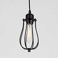 billige Takbelysning og vifter-Mini Anheng Lys Omgivelseslys Malte Finishes Metall Justerbar 110-120V / 220-240V Pære ikke Inkludert / E26 / E27