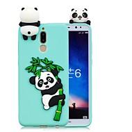 billiga Mobil cases & Skärmskydd-fodral Till Huawei Mate 10 lite / Mate 10 GDS (Gör det själv) Skal Panda Mjukt TPU för Mate 10 / Mate 10 lite