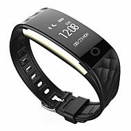 tanie Inteligentne zegarki-Inteligentny zegarek SR05 na iOS / Android Pulsometr / Spalone kalorie / Długi czas czuwania / Regulator czasowy / Ekran dotykowy / Wodoszczelny / Kamera / aparat / Krokomierze / Monitor snu