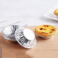 billige Bakeredskap-Bakeware verktøy Aluminium GDS Brød / For Småkake / For Godteri Cake Moulds / Bake & Mørdeigs Verktøy 50stk