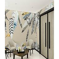 billige Tapet-bakgrunns / Veggmaleri Lerret Tapetsering - selvklebende nødvendig Maleri / Art Deco / 3D