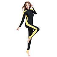 ieftine -SBART Pentru femei Costum Scufundări din Piele SPF50, Protecție UV la soare, Uscare rapidă Tactel Corp Plin Costume de Baie Costum de plajă Costume de scafandru Înot / Scufundare / Snorkeling