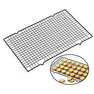 billige Bakeredskap-Bakeware verktøy Rustfritt stål Varmebestandig Kake Kvadrat Brett 1pc