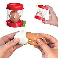 baratos Utensílios de Ovo-Utensílios de cozinha Plásticos Gadget de Cozinha Criativa Utensílios de Ovo Uso Diário / para ovos / Para utensílios de cozinha 1pç